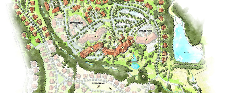 Legacy at Mills River - Master Plan